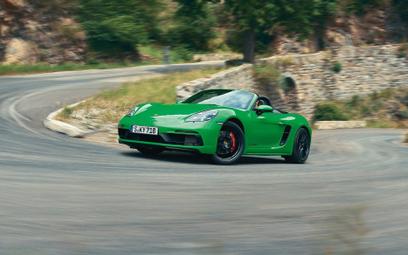 Porsche Cayman i Boxster GTS 4.0: Jest dobrze, jest normalnie