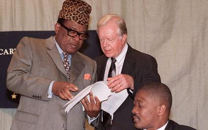 Stany Zjednoczone sprzyjały Mobutu Sese Seko podczas puczu w 1960 roku, aby się pozbyć Patrice'a Lum