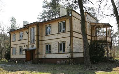 Nietypowy świdermajer. Centrum Architektury Drewnianej