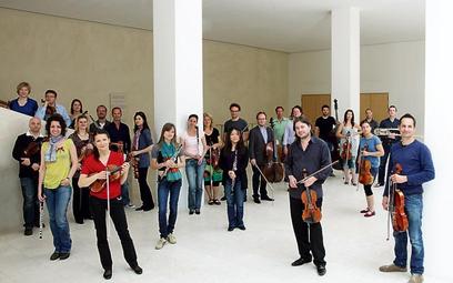 Orkiestra, która wędruje po Europie