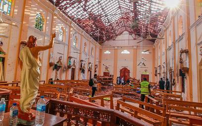 W Niedzielę Wielkanocną 2019 r. Sri Lanką wstrząsnęła seria ośmiu ataków bombowych. W kościele św. S