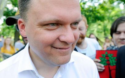Hołownia: Oczywiście, że zagłosuję na Trzaskowskiego. Bez przyjemności