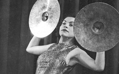 Pola Nireńska, występ na Międzynarodowym Konkursie Tańca Artystycznego, Warszawa, 1933