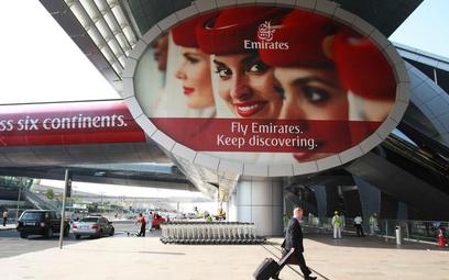 Będzie mniej lotów z Dubaju