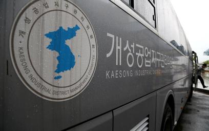 Władze Korei Południowej rozważają zamknięcie prowadzonej wspólnie z Koreą Północną strefy przemysło
