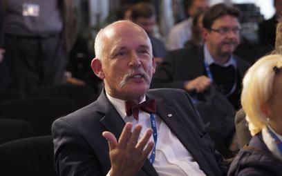 Janusz Korwin-Mikke: Zimna polityka drenowania kierowców