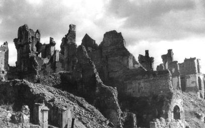 Reparacje wojenne od Niemiec: RFN dała jałmużnę