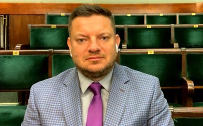 Przemysław Koperski, poseł Nowej Lewicy