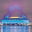 Na tym stadionie w Sankt Petersburgu Polacy rozegrają dwa mecze – ze Słowacją i Szwecją