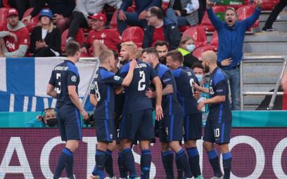 Euro 2020: Sensacyjna wygrana Finlandii