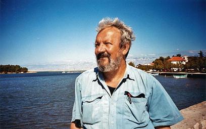 Grzegorz Łatuszyński nad Adriatykiem
