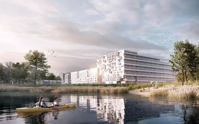 Marvipol Development kupuje ok. 5,4 tys. mkw. gruntu przy ul. Kosmonautów na osiedlu Nowe Żerniki we