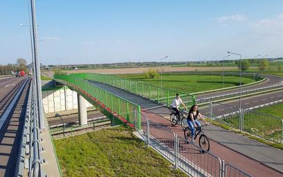GDDKiA buduje też… trasy rowerowe