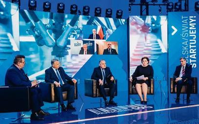 """Na debacie """"Patriotyzm gospodarczy: jak plany inwestycyjne spółek Skarbu Państwa mogą przyczynić się"""