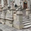 Wyremontowane schody do kościoła św. Antoniego we Lwowie
