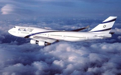 Pierwszy lot komercyjny izraelskich linii El Al do Emiratów