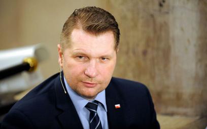 W PiS rosną obawy wobec Czarnka