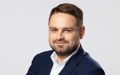 """Bartomiej Orzeł, pełnomocnik premiera ds. programu """"Czyste Powietrze"""""""