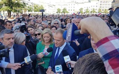 Sondaż: Czy Donald Tusk powinien wrócić do polityki krajowej