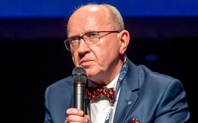 Dyrektor Instytutu Fizjologii i Patologii Słuchu oraz Światowego Centrum Słuchu w Kajetanach prof. d