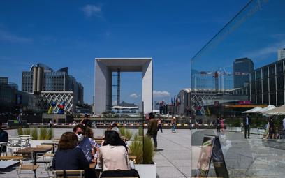 Maleje liczba bankructw we Francji