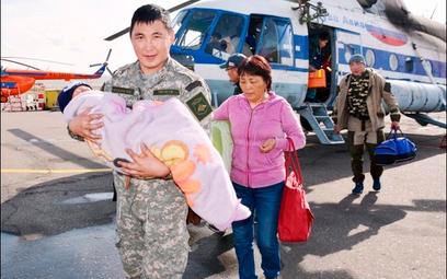 Rosja: 3-latek przeżył trzy dni w syberyjskim lesie