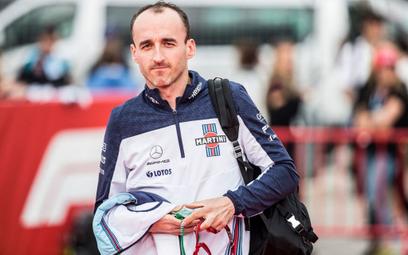 Robert Kubica nie ukrywa, że jego przyszłość prawdopodobnie leży poza Williamsem.