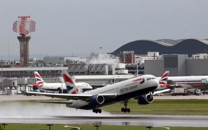 Wielka Brytania: Na Heathrow krótka przerwa w lotach przez podejrzany przedmiot