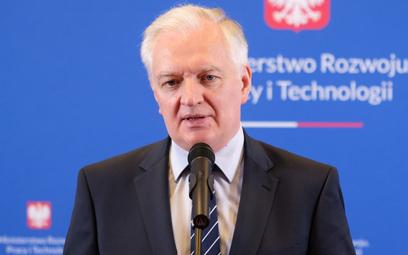 Jarosław Gowin: Zaszczepionym dać gwarancję braku obostrzeń