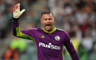 Liga Europy: Slavia Praga na drodze Legii Warszawa