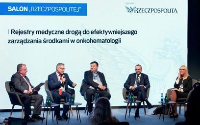 Kwestia rejestrów nabiera coraz większego znaczenia dla lekarzy i decydentów – zgodzili się uczestni