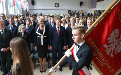 Andrzej Duda w Gdyni. Wygwizdane przemówienie prezydenta