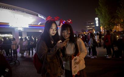 Niespodziewane załamanie sprzedaży smartfonów w Chinach