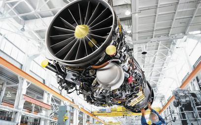 Silnik turboodrzutowy F414-GE-400. Fot./General Electric.