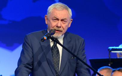 Jacek Majchrowski, prezydent Krakowa od 2002 roku