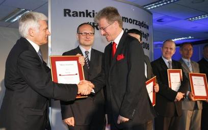 Prezydent Poznania Ryszard Grobleny