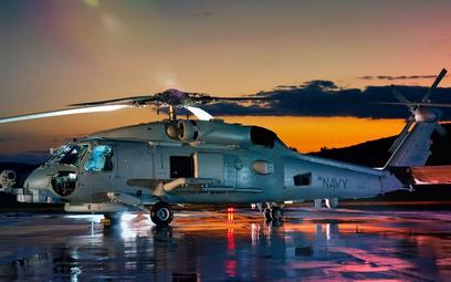 Wielozadaniowy morski śmigłowiec pokładowy Lockheed Martin Sikorsky MH-60R Seahawk. Fot./Lockheed Ma