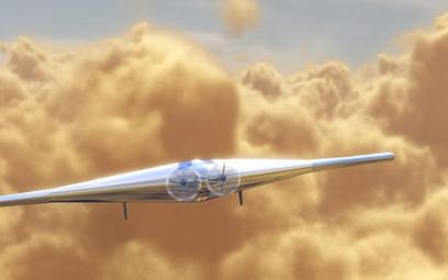 Rozpiętość skrzydeł maszyny ma sięgać 45,7 metra