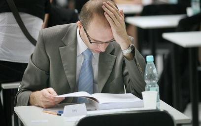 Egzaminy na doradców aż do listopada