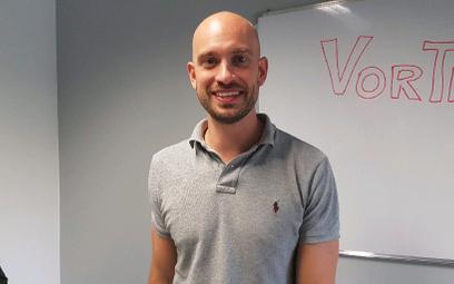 Andreas Hestbeck, prezes Vortexu, stawia na globalną ekspansję polskiej platformy dla graczy