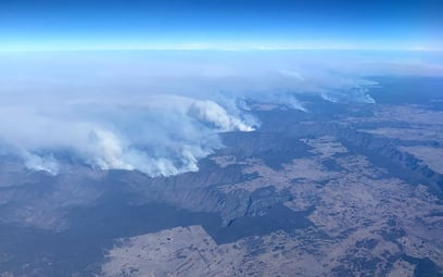 Kryzys po pożarach dotknął 75 proc. Australijczyków