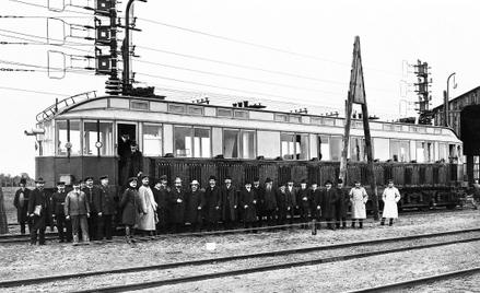 Wagon elektryczny Siemensa – światowy rekordzista prędkości z 1903 r.