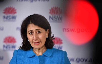 Gladys Berejiklian, premier Nowej Południowej Walii