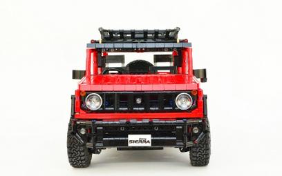 Lego Suzuki Jimny: Dla tych, co czekają