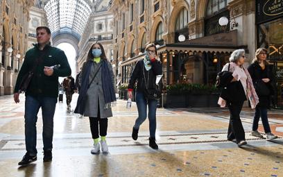 Siódma ofiara koronawirusa we Włoszech