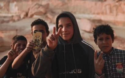 Kadr z filmu promocyjnego