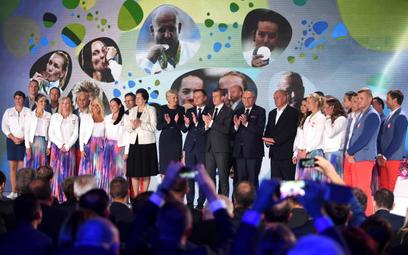 Gala Olimpijska Rio'2016 w Warszawie