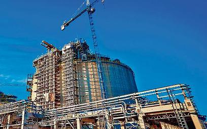 Terminal LNG w Świnoujściu był w lutym gotowy w 96,3 proc., co oznacza, że do wykonania zostały prób