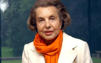 Zmarła Liliane Bettencourt, najbogatsza kobieta na świecie