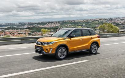 Suzuki Vitara: Czas na modernizację